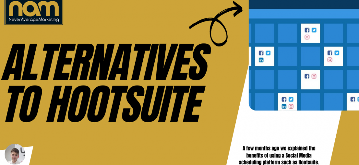 Alternatives to Hootsuite